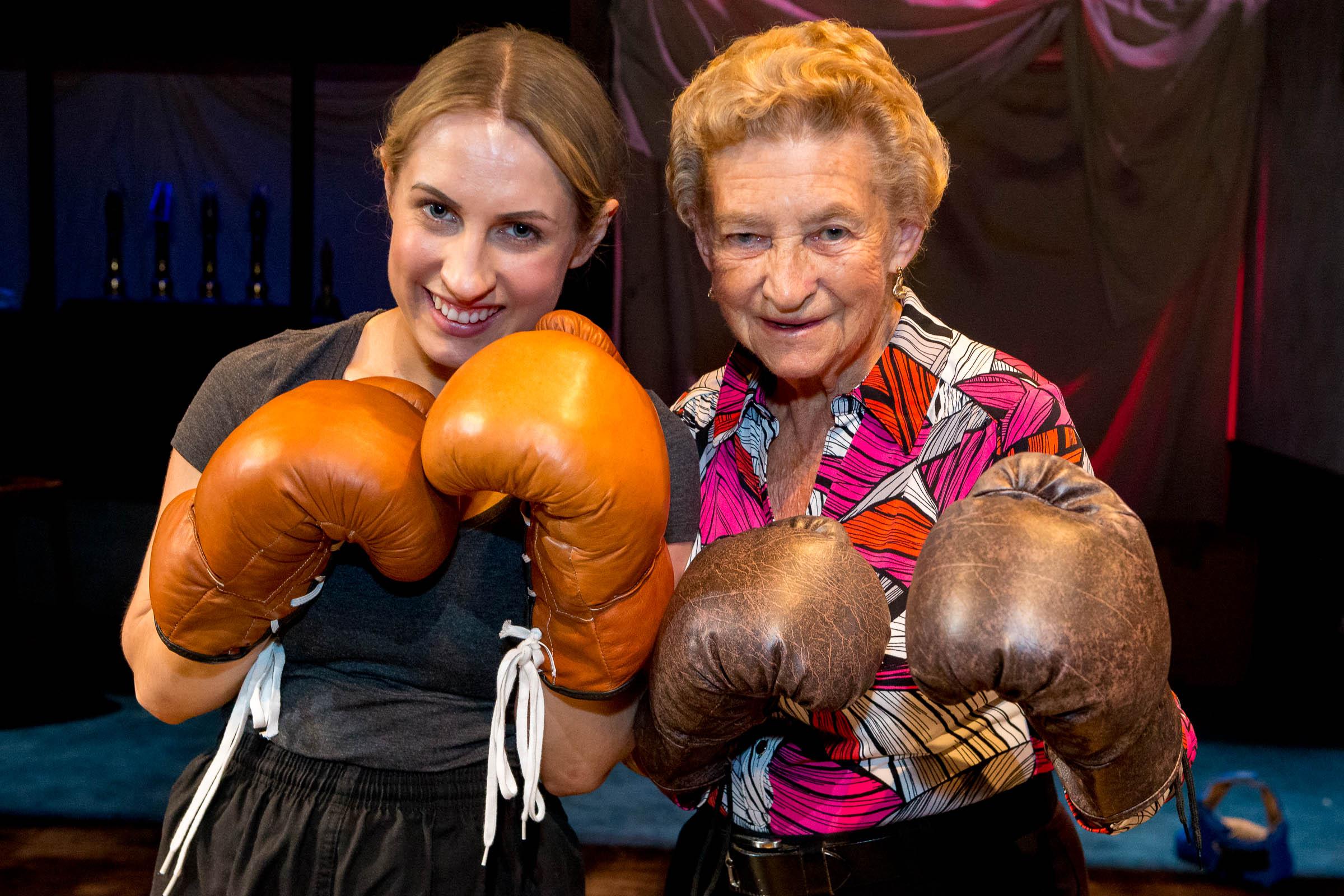 Barbara Comes Out Fighting | Amanda Whittington